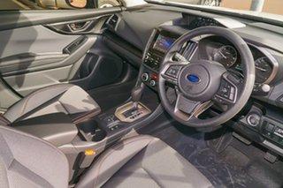 2021 Subaru XV G5X 2.0I White Constant Variable SUV