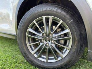 2017 Mazda CX-5 KE1032 Maxx SKYACTIV-Drive i-ACTIV AWD Sport Snowflake White 6 Speed.