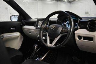 2016 Suzuki Ignis MF GLX Red 1 Speed Constant Variable Hatchback