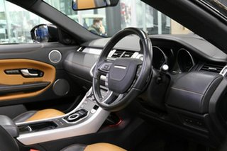 2016 Land Rover Range Rover Evoque L538 MY16.5 HSE Dynamic Black 9 Speed Sports Automatic.