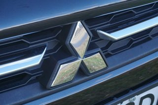 2018 Mitsubishi ASX XC MY19 Exceed 2WD Black 1 Speed Constant Variable Wagon