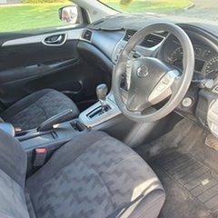2014 Nissan Pulsar B17 ST Grey 1 Speed Constant Variable Sedan