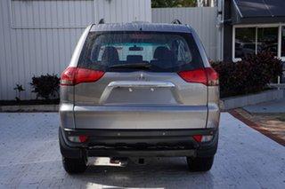2014 Mitsubishi Challenger PC (KH) MY14 Titanium Grey 5 Speed Sports Automatic Wagon