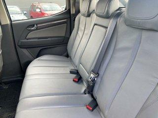 2013 Holden Colorado RG MY14 LTZ Crew Cab Silver 6 Speed Sports Automatic Utility