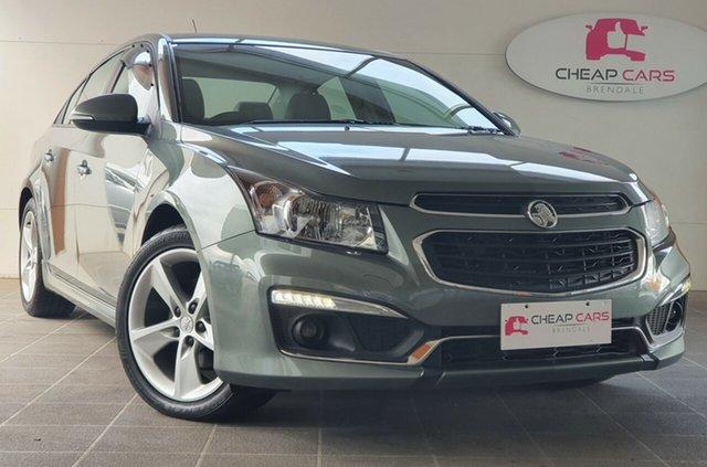 Used Holden Cruze JH Series II MY15 SRi-V Brendale, 2015 Holden Cruze JH Series II MY15 SRi-V Grey 6 Speed Sports Automatic Sedan