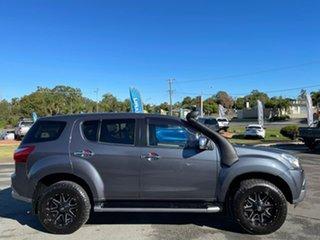 2018 Isuzu MU-X MY18 LS-U Rev-Tronic Dark Grey 6 Speed Sports Automatic Wagon.