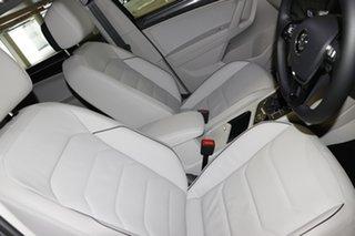 2020 Volkswagen Tiguan 5N MY21 140TDI Highline DSG 4MOTION Allspace Platinum Grey 7 Speed