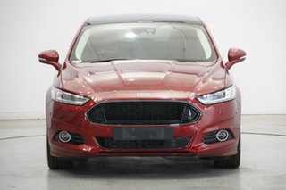 2018 Ford Mondeo MD 2018.25MY Titanium Ruby Red 6 Speed Sports Automatic Hatchback.
