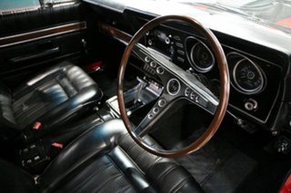 1971 Ford Falcon XY GT Red 3 Speed Automatic Sedan.