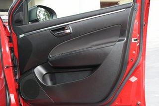 2014 Suzuki Swift FZ MY14 Sport Red 6 Speed Manual Hatchback