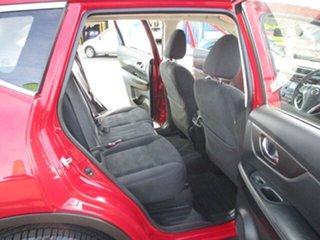 2014 Nissan X-Trail ST Red 4 Speed Automatic Wagon