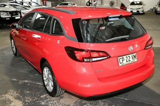 2017 Holden Astra BK MY18 LS+ Sportwagon Red 6 Speed Sports Automatic Wagon