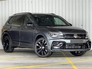 2021 Volkswagen Tiguan 5N MY21 162TSI Wolfsburg Edition DSG 4MOTION Allspace Grey 7 Speed.
