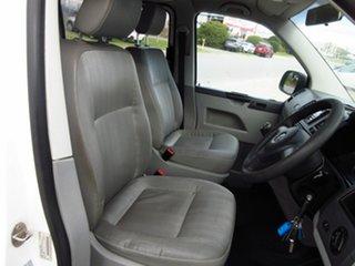 2013 Volkswagen Transporter T5 MY12 TDI 250 Runner SE White 5 Speed Manual Van