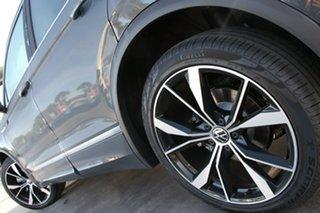 2021 Volkswagen Tiguan 5N MY21 162TSI R-Line DSG 4MOTION Deep Black Pearl Effect 7 Speed