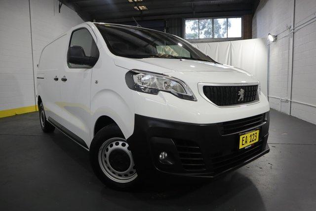 Used Peugeot Expert 150 HDi SWB Castle Hill, 2019 Peugeot Expert 150 HDi SWB White 6 Speed Automatic Van