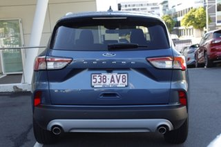 2020 Ford Escape ZH 2020.75MY Blue 8 Speed Sports Automatic SUV.
