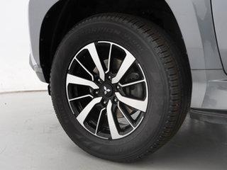 2015 Mitsubishi Pajero Sport QE GLX (4x4) Grey 8 Speed Automatic Wagon