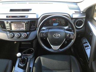 2017 Toyota RAV4 ZSA42R GX 2WD White 6 Speed Manual Wagon