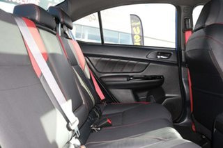 2017 Subaru WRX V1 MY18 STI AWD Premium WR Blue 6 Speed Manual Sedan