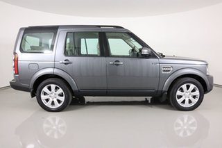 2015 Land Rover Discovery LC MY16.5 HSE Grey 8 Speed Automatic Wagon
