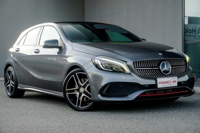 Used Mercedes-Benz A-Class W176 806MY A250 D-CT 4MATIC Sport Osborne Park, 2016 Mercedes-Benz A-Class W176 806MY A250 D-CT 4MATIC Sport Grey 7 Speed