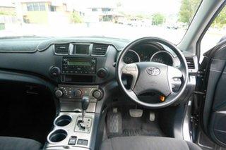 2008 Toyota Kluger GSU40R KX-R 2WD Grey 5 Speed Sports Automatic Wagon