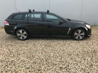 2014 Holden Commodore VF SV6 6 Speed Automatic Sportswagon.