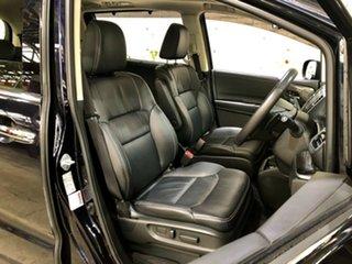 2016 Honda Odyssey RC MY16 VTi-L Purple/Black 7 Speed Constant Variable Wagon