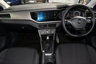 2021 Volkswagen Polo AW MY21 85TSI DSG Comfortline Pure White 7 Speed Sports Automatic Dual Clutch