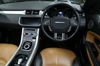 2016 Land Rover Range Rover Evoque L538 MY16.5 HSE Dynamic Black 9 Speed Sports Automatic
