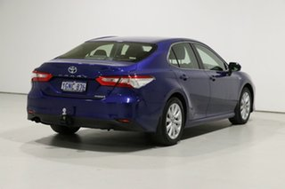 2018 Toyota Camry AXVH71R Ascent (Hybrid) Blue Continuous Variable Sedan