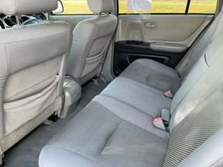 2004 Toyota Kluger MCU28R CVX AWD Blue 5 Speed Automatic Wagon
