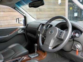 2006 Nissan Pathfinder R51 TI White 5 Speed Sports Automatic Wagon