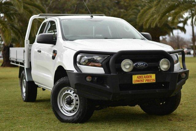 Used Ford Ranger PX MkII 2018.00MY XL Cheltenham, 2018 Ford Ranger PX MkII 2018.00MY XL White 6 Speed Manual Utility