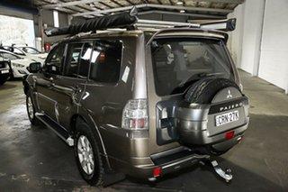 2013 Mitsubishi Pajero NW MY13 GLX-R Brown 5 Speed Sports Automatic Wagon