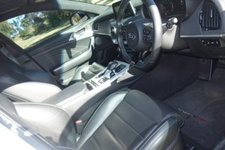 2019 Kia Stinger CK MY20 GT Fastback Snow White 8 Speed Sports Automatic Sedan