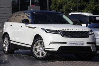 2017 Land Rover Range Rover Velar L560 MY18 Standard S White 8 Speed Sports Automatic Wagon.