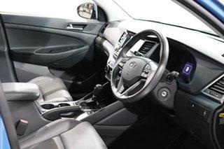 2017 Hyundai Tucson TL MY18 Active X 2WD Blue 6 Speed Sports Automatic Wagon