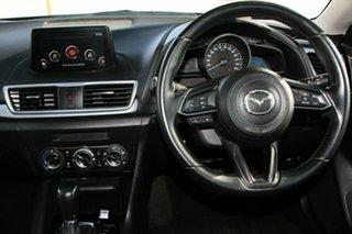 2017 Mazda 3 BN5478 Maxx SKYACTIV-Drive Blue 6 Speed Sports Automatic Hatchback