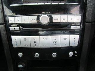 2007 Ford Falcon BF Mk II XR6 White 6 Speed Sports Automatic Sedan