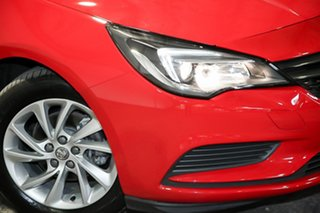 2017 Holden Astra BK MY18 LS+ Sportwagon Red 6 Speed Sports Automatic Wagon.