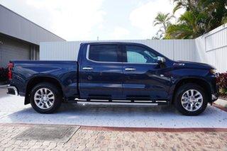 2020 Chevrolet Silverado T1 MY21 Northsky Blue Metallic 10 Speed Automatic Utility