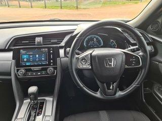 2018 Honda Civic 10th Gen MY18 VTi-S White 1 Speed Constant Variable Hatchback