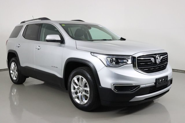 Used Holden Acadia AC MY19 LT (AWD) Bentley, 2019 Holden Acadia AC MY19 LT (AWD) Silver 9 Speed Automatic Wagon