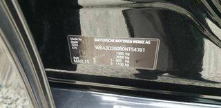 2015 BMW 320d F30 MY15 Upgrade Luxury Line Black 8 Speed Automatic Sedan