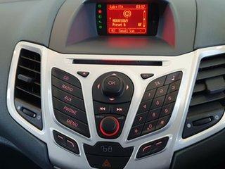 2009 Ford Fiesta WS Zetec Silver 5 Speed Manual Hatchback