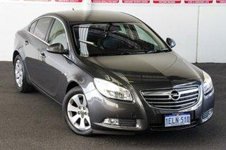 2013 Opel Insignia GA CDTi 6 Speed Automatic Sedan.