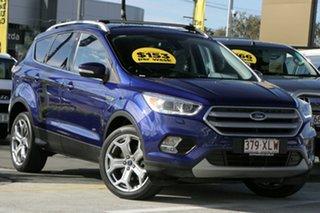 2016 Ford Escape ZG Titanium Blue 6 Speed Sports Automatic SUV.