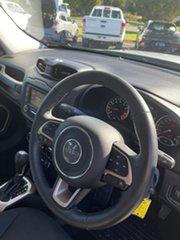 2017 Jeep Renegade BU MY17 Longitude DDCT Silver 6 Speed Sports Automatic Dual Clutch Hatchback
